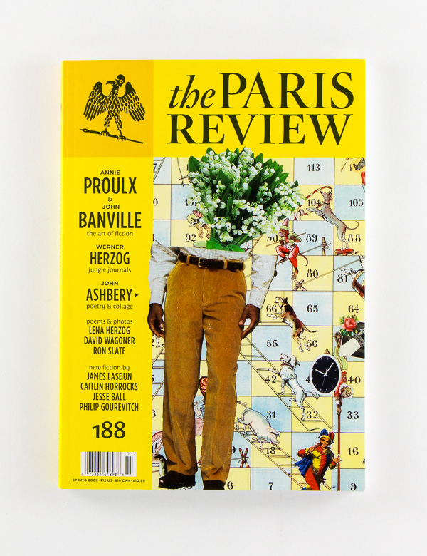 Point Five The Paris Review identity
