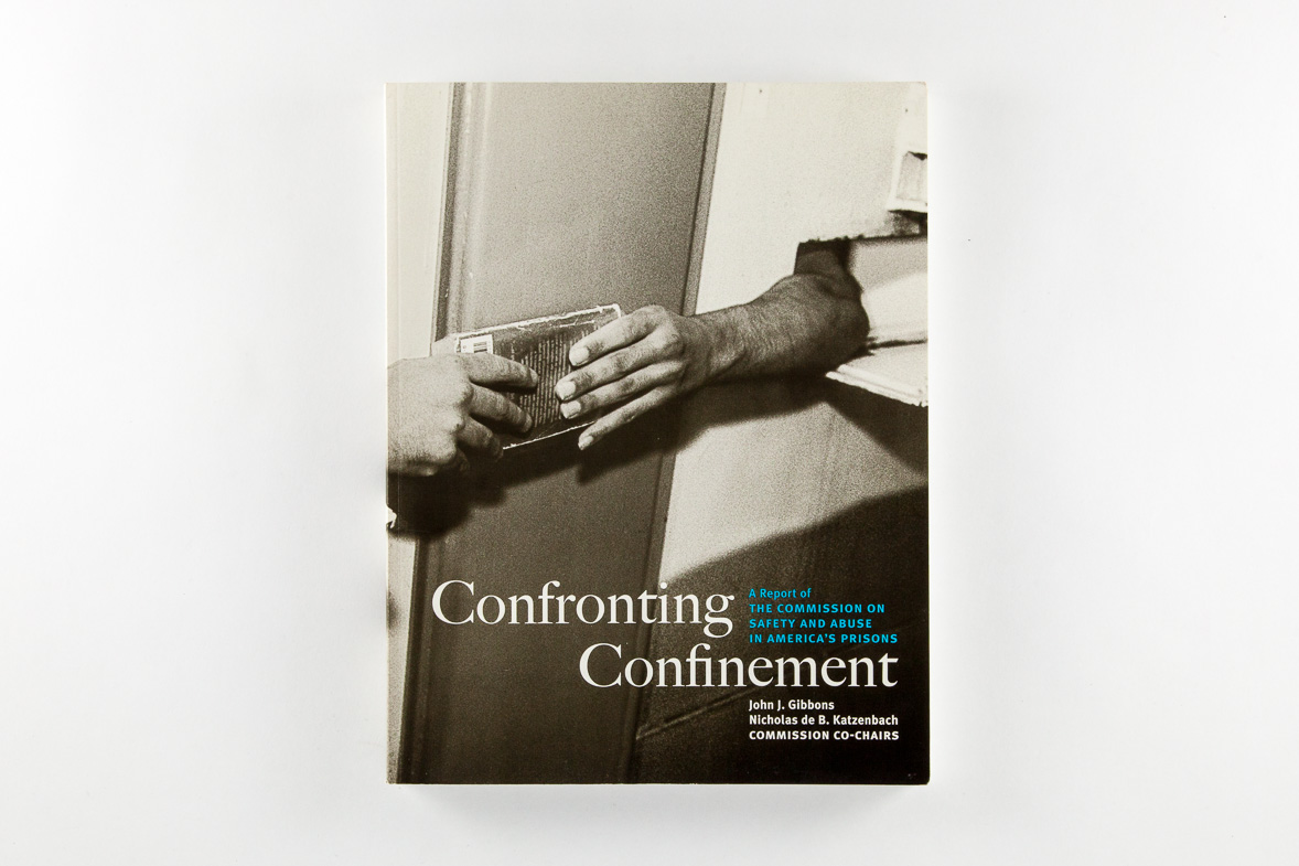 Vera Institute for Justice Confronting Confinement cover