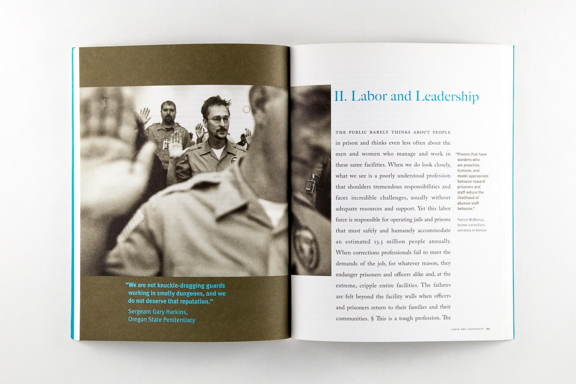 Vera Institute for Justice book