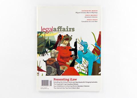 Point Five Legal Affair magazine cover