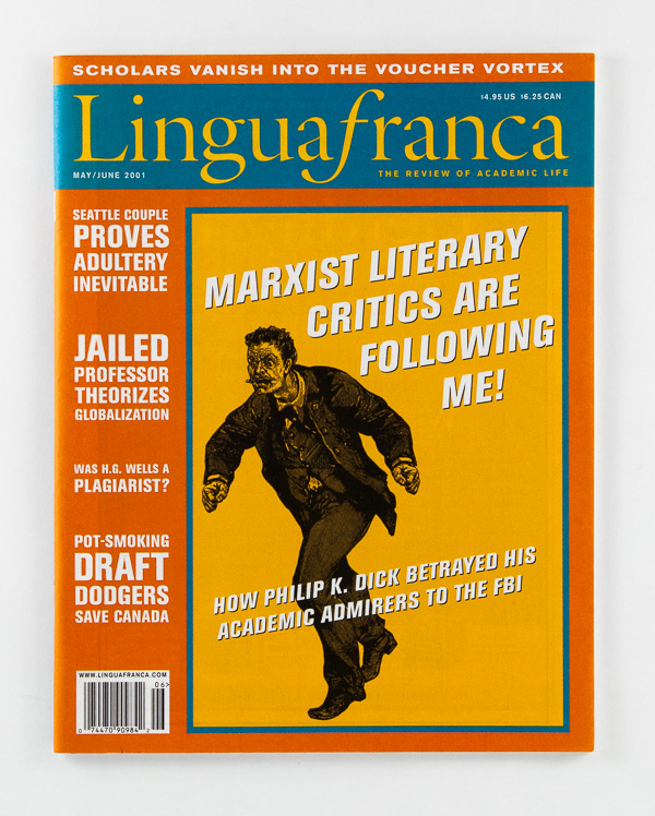 Point Five Lingua franca cover