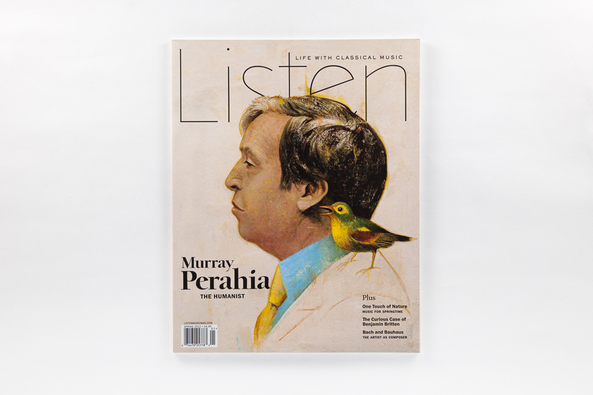 Point Five Listen magazine cover