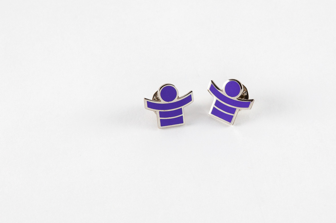 NYU Child Study Center pins