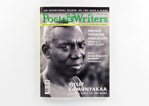 Poets & Writers Cover