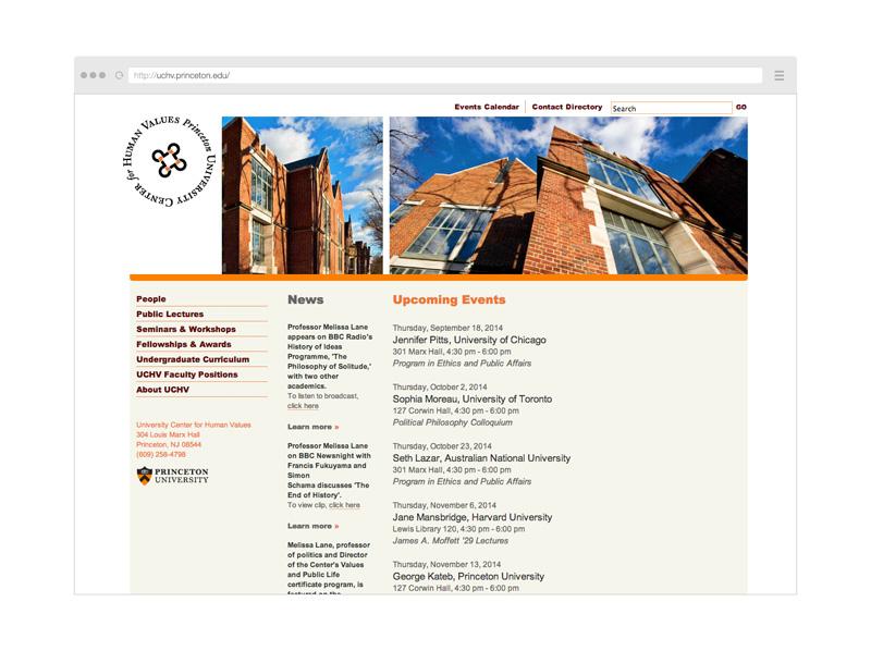 Point Five UCHV website