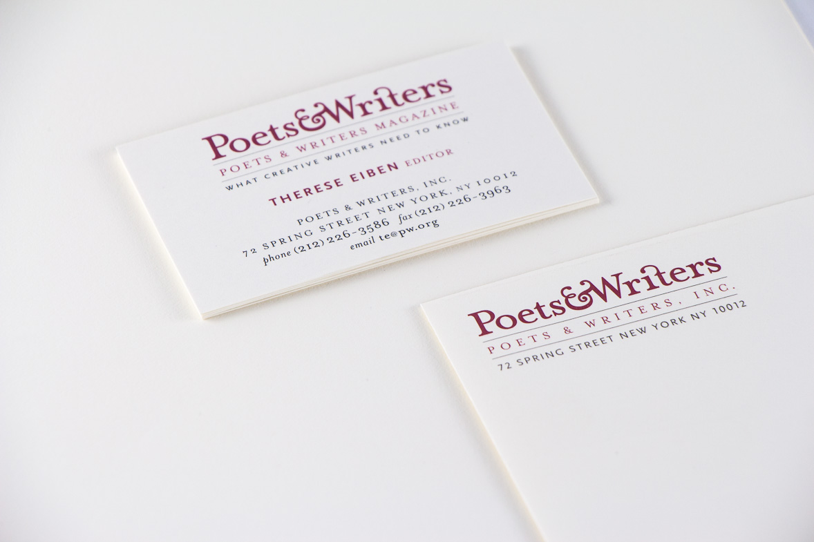 Point Five Poets & Writers identity