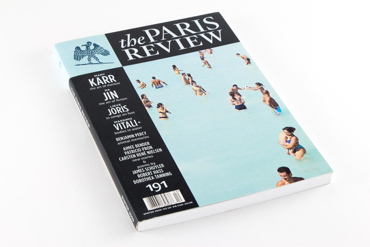 Point Five The Paris Review cover