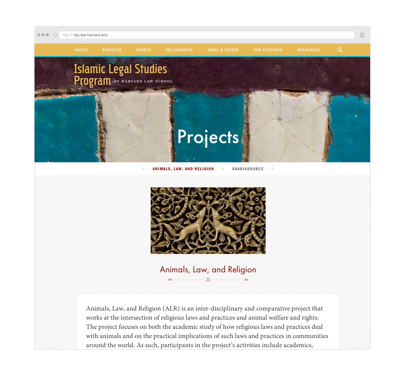 Point FIve ILSP website
